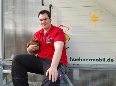 Wiesenhühner vom Zinnerhof - Christoph Lührs